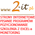 Strony internetowe 2it